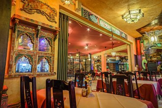 Golden Dragon & Taj Mahal Restaurant
